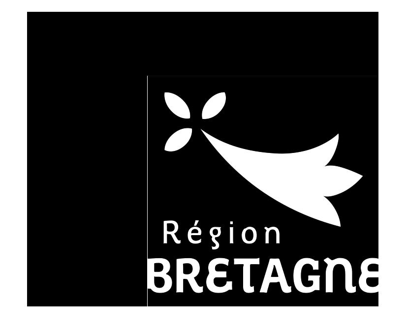 Avec le soutien de la Région Bretagne